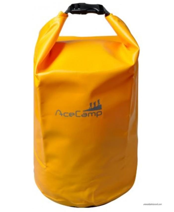 AceCamp 2427 Laminated Dry Sack Orange 13.4 x 9.4 5 L
