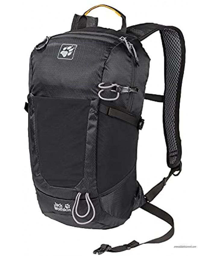 Jack Wolfskin Unisex-Adult Kingston 16 Pack Black One Size