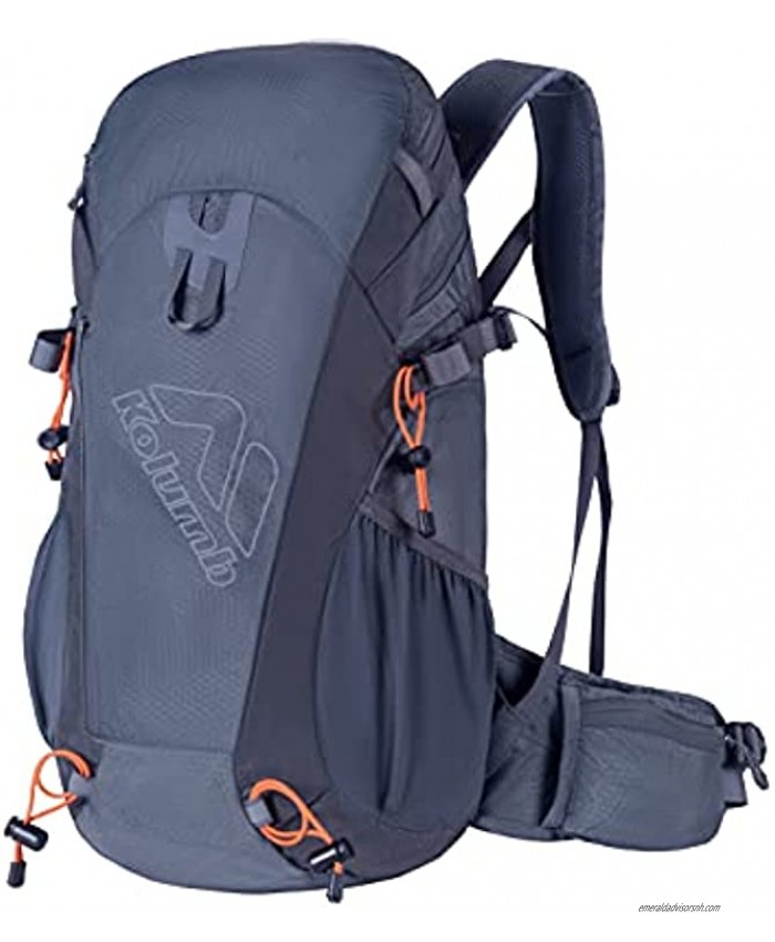 Hiking backpack 20L camping backpack with waterproof rain cover suitable for short-distance hiking camping