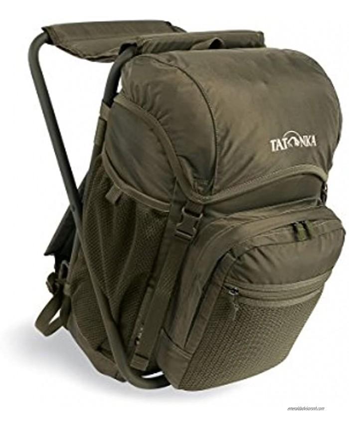 Tatonka Backpack with Integrated Folding Seat